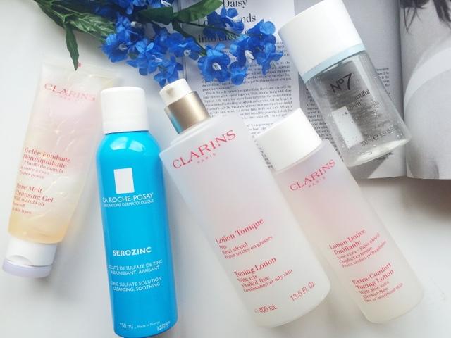 Skincare, Serozinc, Clarins