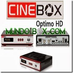 CINEBOX OPTIMO