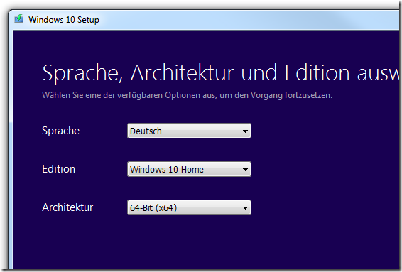 Windows 10 Download ist langsam