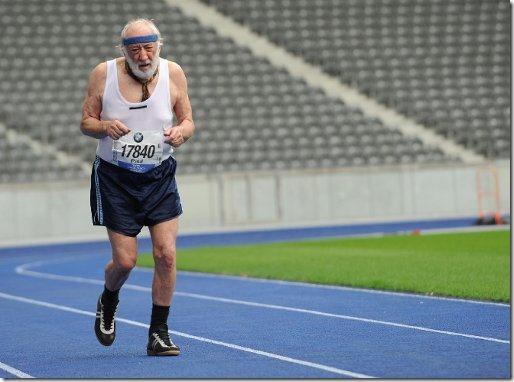 《最後的馬拉松》──誰說老了就不能動?11