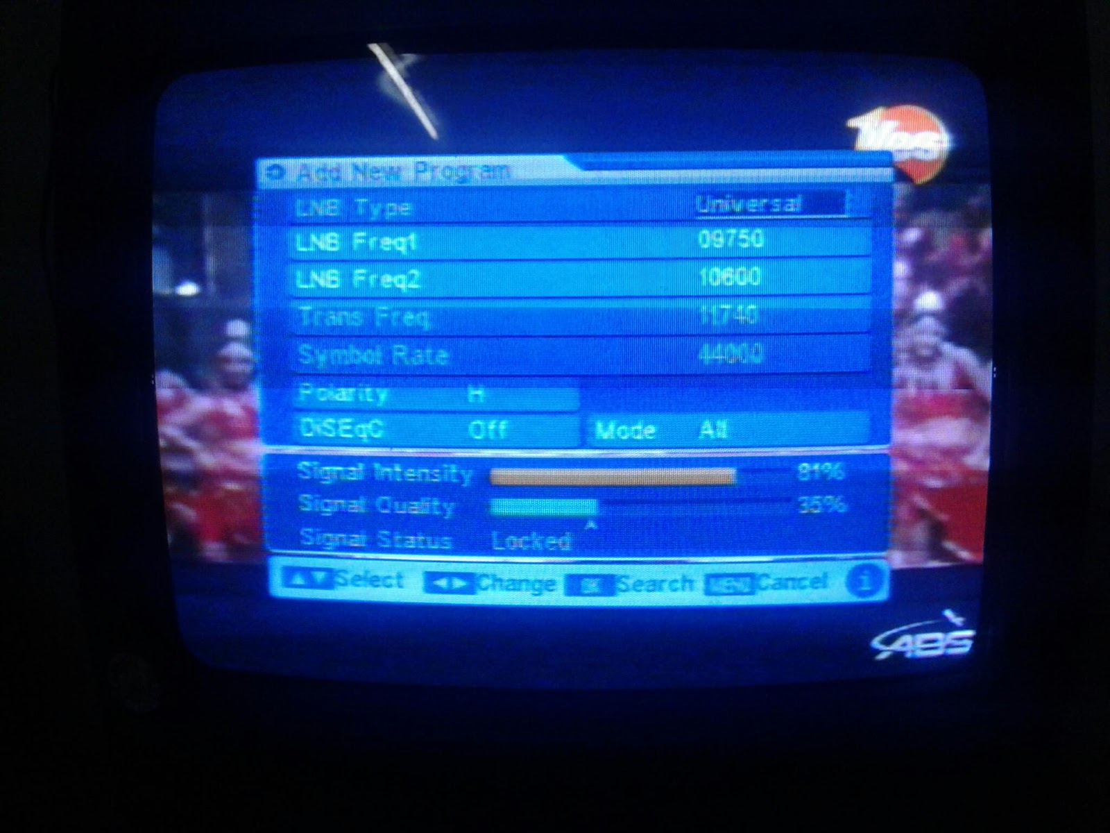 Mack Sat Info 1yes Tamil Tv Channel Fta From Abs275e