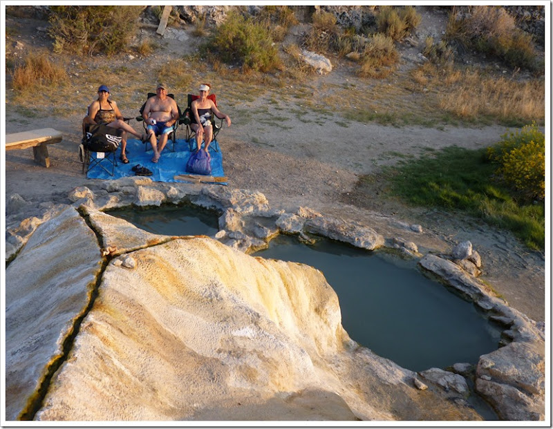 Travestine Hot Pools CA