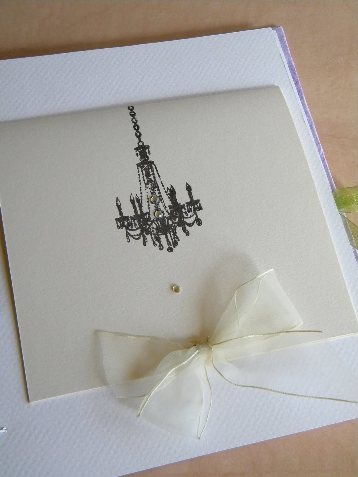 golden wedding invitation