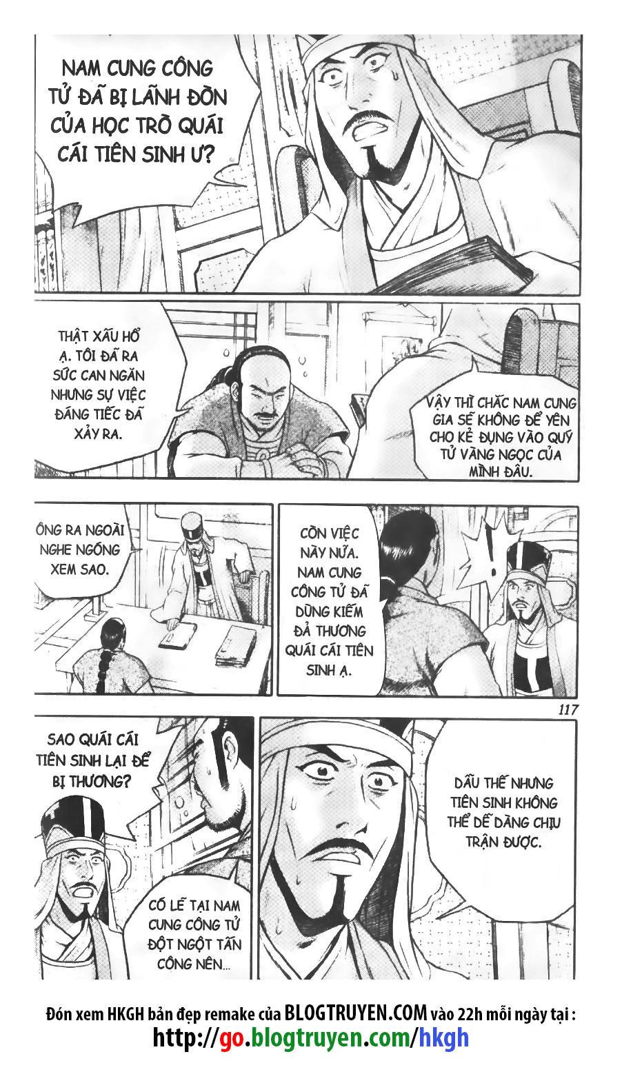 xem truyen moi - Hiệp Khách Giang Hồ Vol45 - Chap 313 - Remake