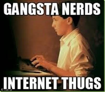 gangsta nerds and thugs