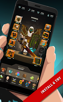 Questland: Turn Based RPG APK screenshot thumbnail 9