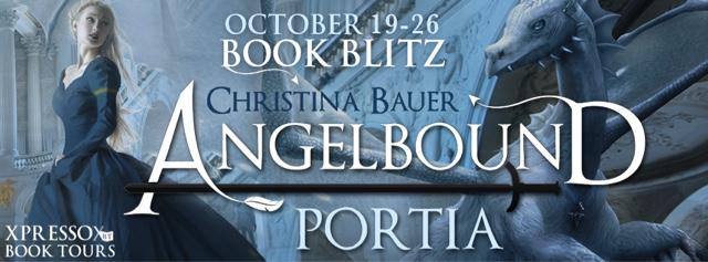 Book Blitz: Portia by Christina Bauer