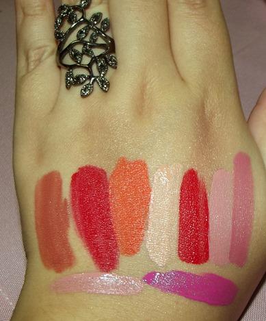 Oceane_femme_maquiagem_batom_liquido_matte_lip tinted_Pink_perfumaria_bonsucesso_rio de janeiro_Encontro_blogueiras_workshop_cabelo_swatches