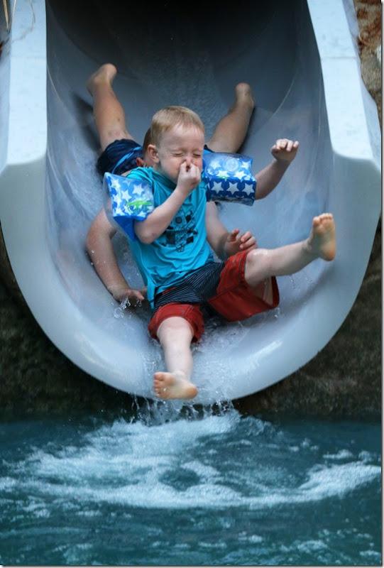 ollie slide