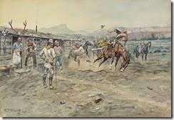 Charles_Marion_Russell_-_The_Tenderfoot_(1900)