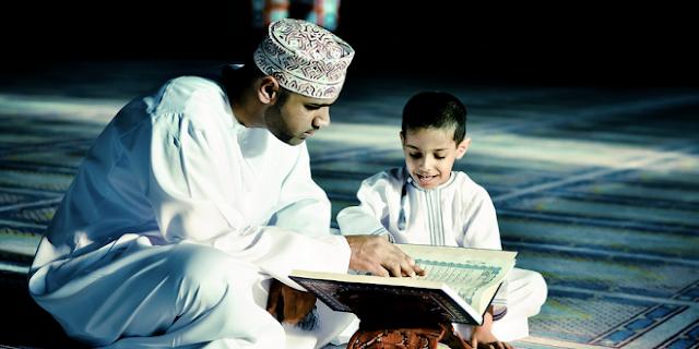 pendidikan anak, pendidikan, Pendidikan Iman pada anak
