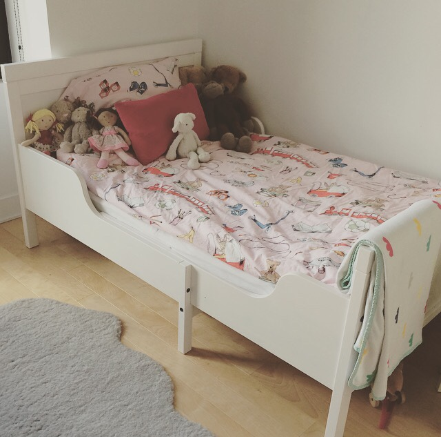 We Decided To Go For The IKEA Sundvik Childrens Bed It Wasnt Too Expensive At 169 GBP85 And Its Extendable So You Can Change Length Of As
