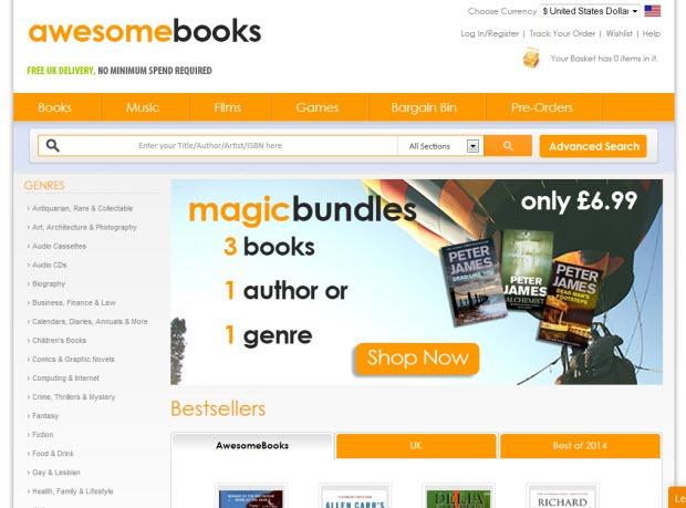 awesomebooks