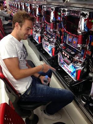 Гидо ван дер Гарде и игровой автомат 8 октября 2013