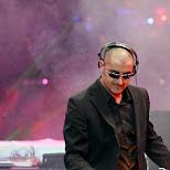DJ The Prophet in Amsterdam, Noord Holland, Netherlands