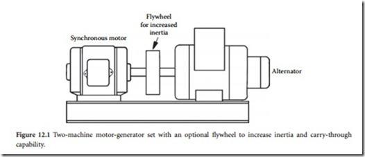 Motor-Generator Set-0213