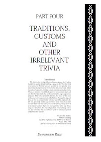 Cover of Reformed Druids's Book Anthology 04 Laws Trivia and Calendars