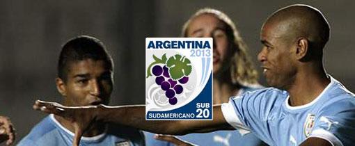 Colombia vs. Uruguay - Sudamericano Sub 20 en Vivo