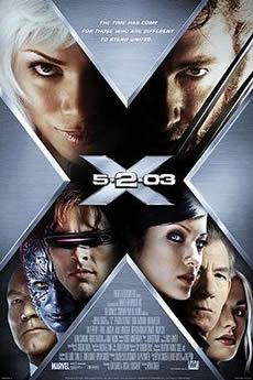 Baixar Filme X-Men 2 (2003) Dublado Torrent Grátis