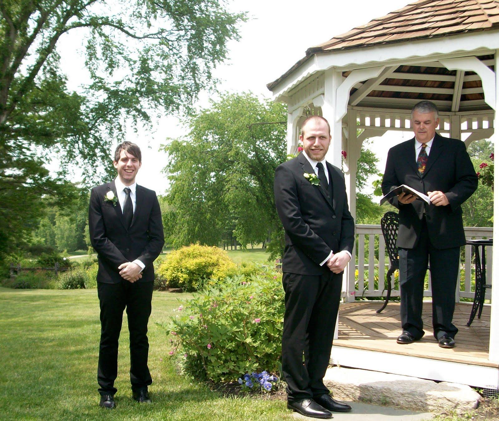 non altar weddings