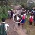 Video   Overflowing River Threaten the Lives of School Children in San Jose, Lemery, Iloilo