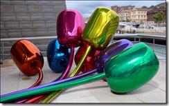 Le musée Guggenheim (Bilbao)