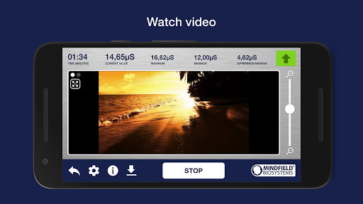 Mindfield eSense - screenshot