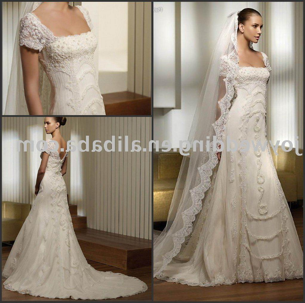 Popular new white ivory lace