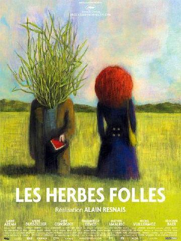 Dzikie trawy / Les herbes folles (2009) PL.TVRip.XviD / Lektor PL