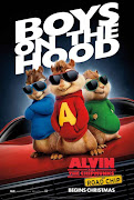 Alvin and the Chipmunks: The Road Chip (CAM)