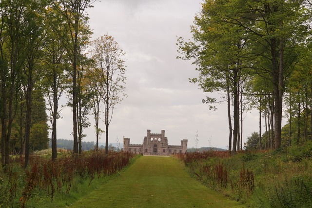 Lowther Castle days out in Cumbria Lake District
