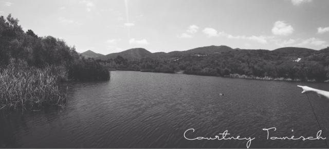 San Diego Lake
