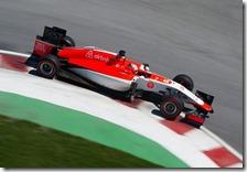 Will Stevens con la Marussia