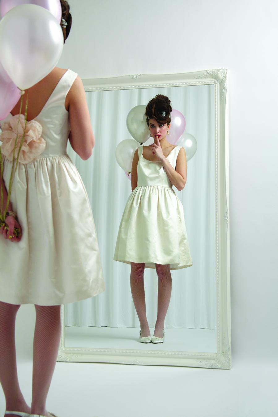 Winnie Lace Shift Dress