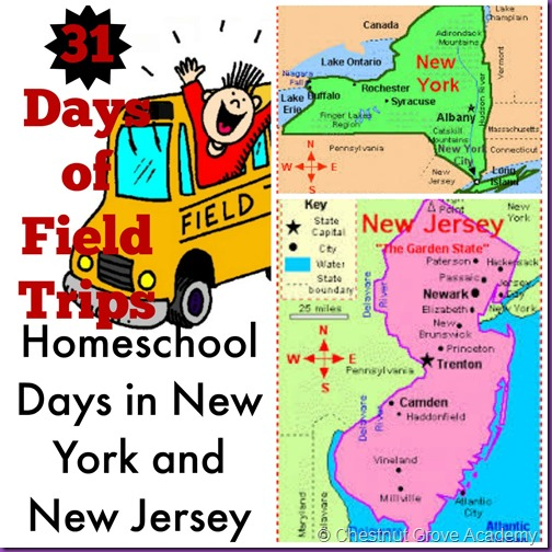 new york and new jersey field trips