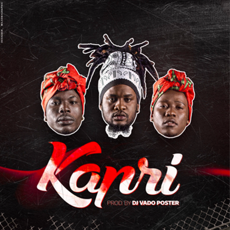 Os Banah Lançam Novo Afro house - Kaprí (2k15) [Download]