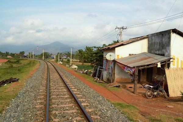 камбоджа железная дорога