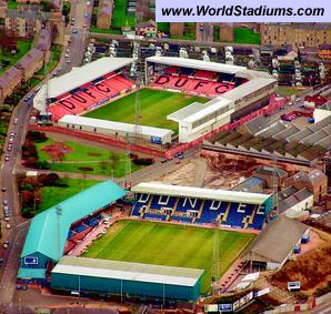 estadios fútbol de Dundee