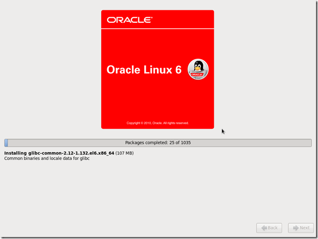 Install OS Screen 34