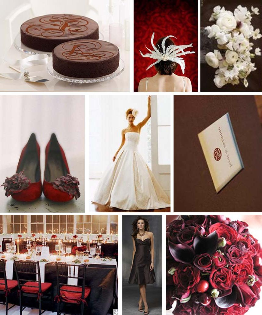 Choosing Wedding Color Themes