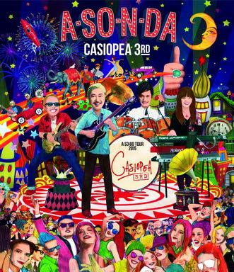 [TV-SHOW] カシオペア CASIOPEA 3rd – A・SO・N・DA ~A・SO・BO TOUR 2015~ (2015/12/09)