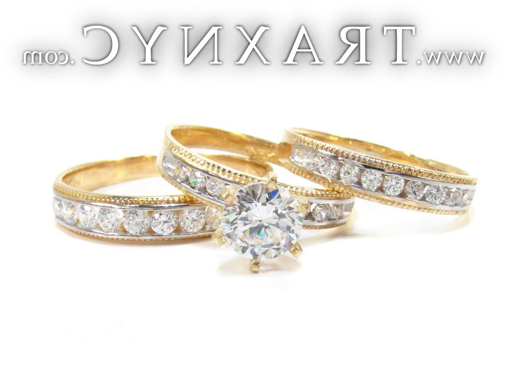 Do You Like To Share This His Her Matching Wedding Ring Sets ?
