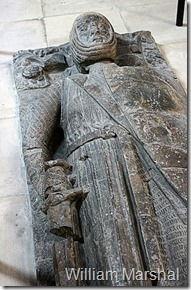William_Marshal,_1st_Earl_of_Pembroke effigy in Temple Church