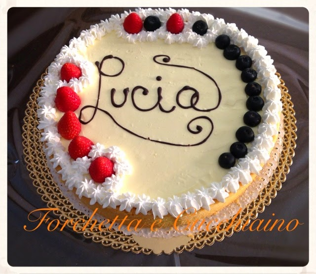 Come decorare torta di compleanno ca65 regardsdefemmes - Foto per decorare torte ...