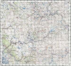 Map 100k--r41-099_100--(1969)