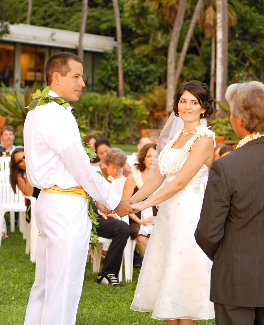 Kauai Wedding   Common Ground