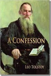 Tolstoy A Confession