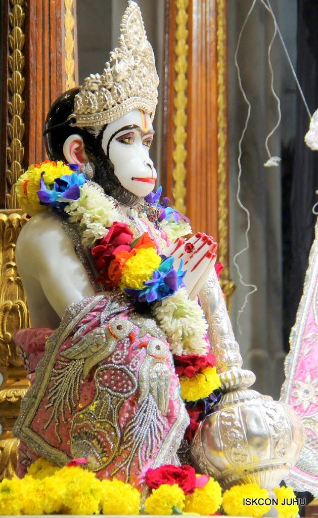 ISKCON Juhu Sringar Deity Darshan 20 Jan 16 (28)