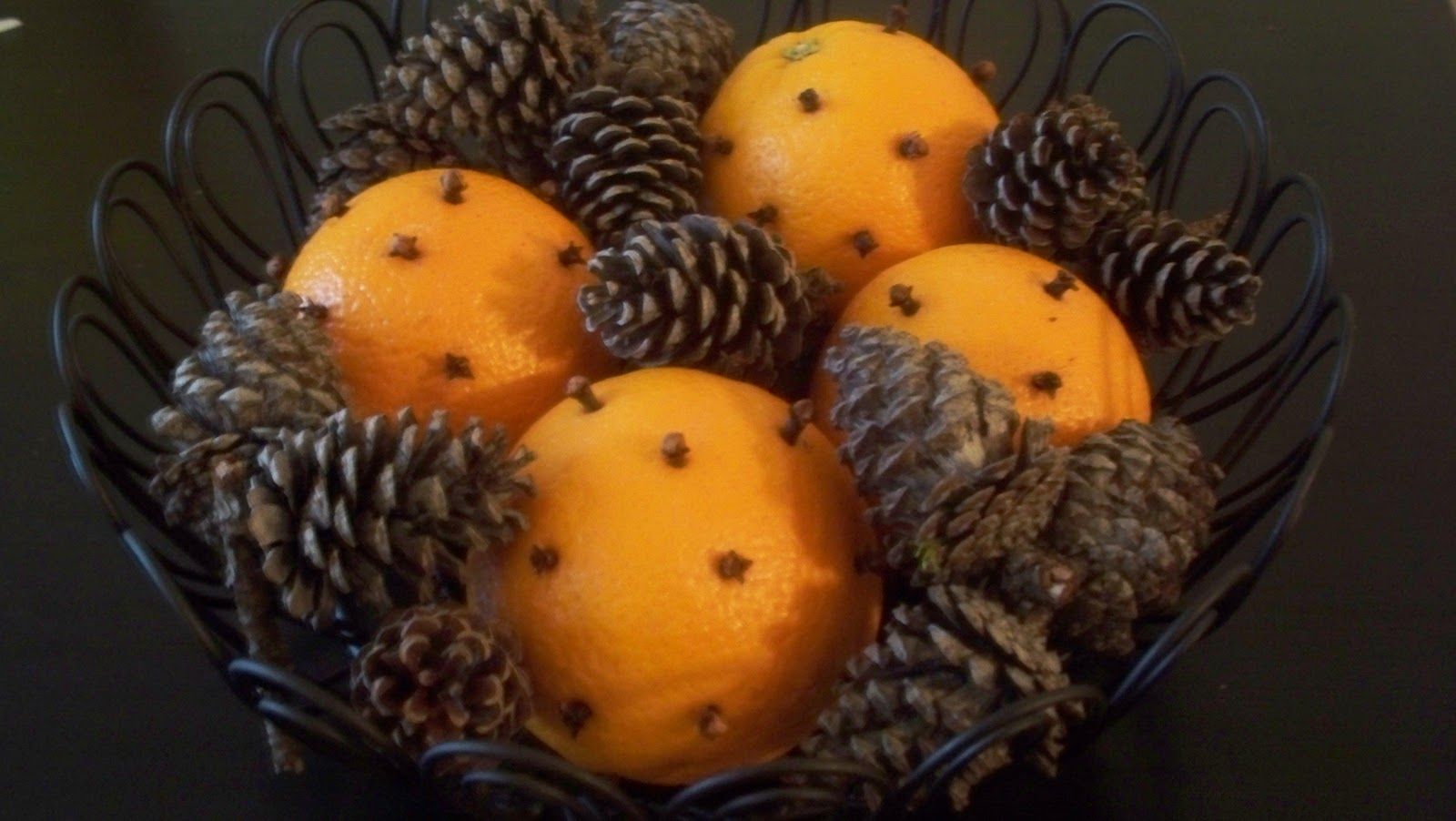 How to make Winter Pot Pourri