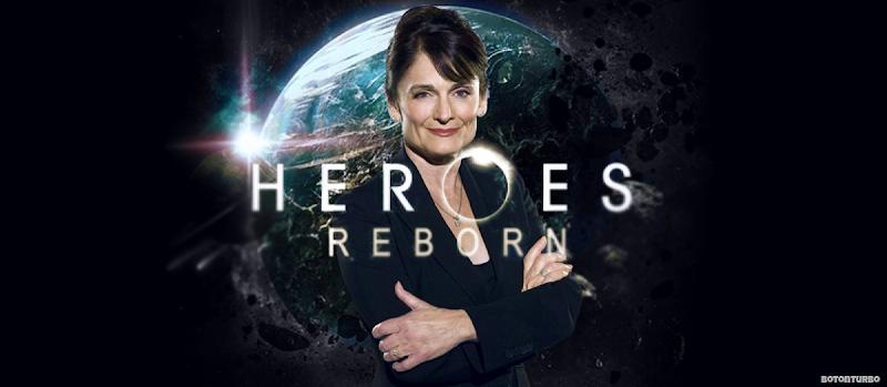 Angela Petrelli estará en la serie 'HEROES Reborn'